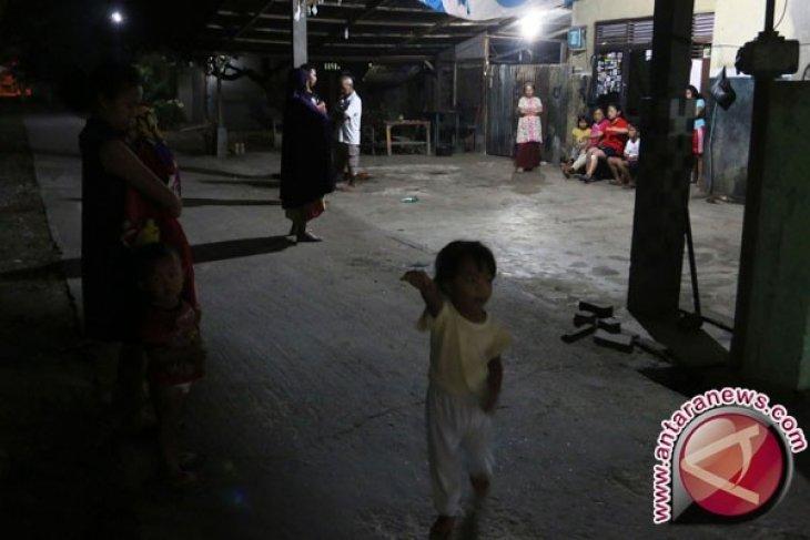 Pesisir barat Lampung diguncang gempa 5,5 skala Richter