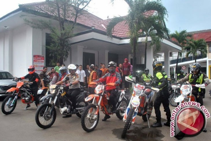 Polresta Bogor Amankan Belasan Preman Terlibat Perkelahian