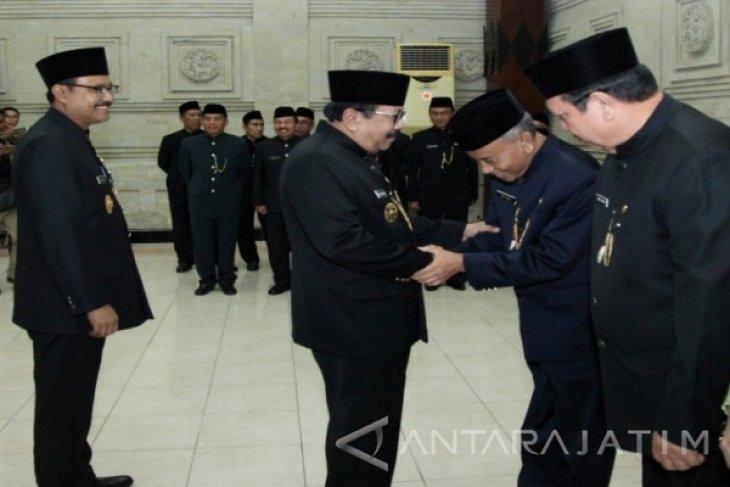 Gubernur Jatim Lantik Kepala Bakorwil Pamekasan-Jember
