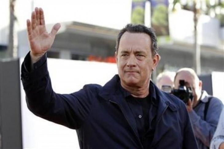 Aktor Tom Hanks dan istrinya Rita Wilson kena virus corona saat di Australia
