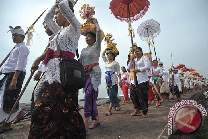 Pasca-Nyepi, aktivitas masyarakat Bali berangsur normal