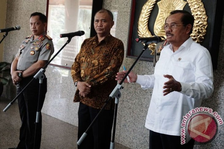 Indonesia's KPK, AGO & Police ink cooperation agreement on eradicating corruption