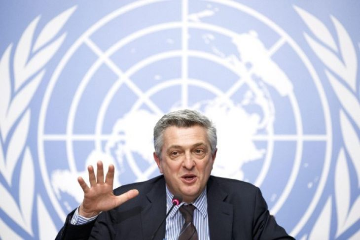 Number of Syrian refugees surpasses 5 mln mark: UNHCR