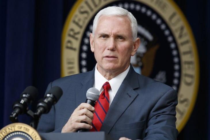 VP Pence stresses `era of strategic patience` over as he visits Korea DMZ