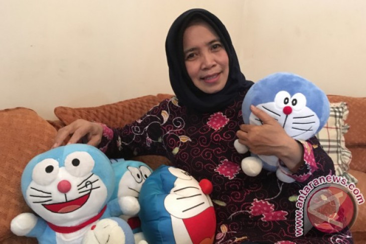 Nurhasanah pengisi suara Doraemon  meninggal dunia
