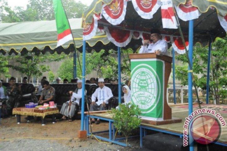 Bupati Resmikan Pondok Pesantren Putri Nurul Muhibbin