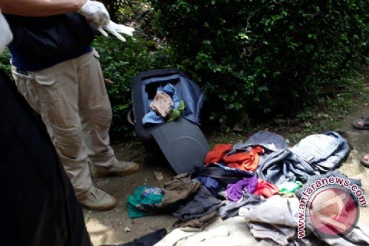 Polisi: Isi Tas Bukan Bom
