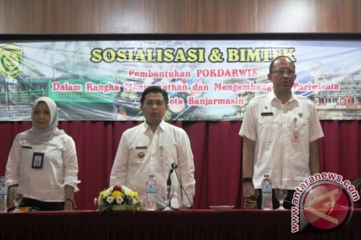 Wali Kota Ingin Sungai Jingah jadi Kampung Banjar