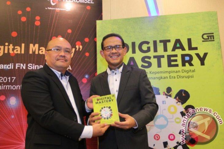 """Telkomsel Dorong Transformasi Perusahaan  ke Digital Telco Lewat """"Digital Mastery"""""""
