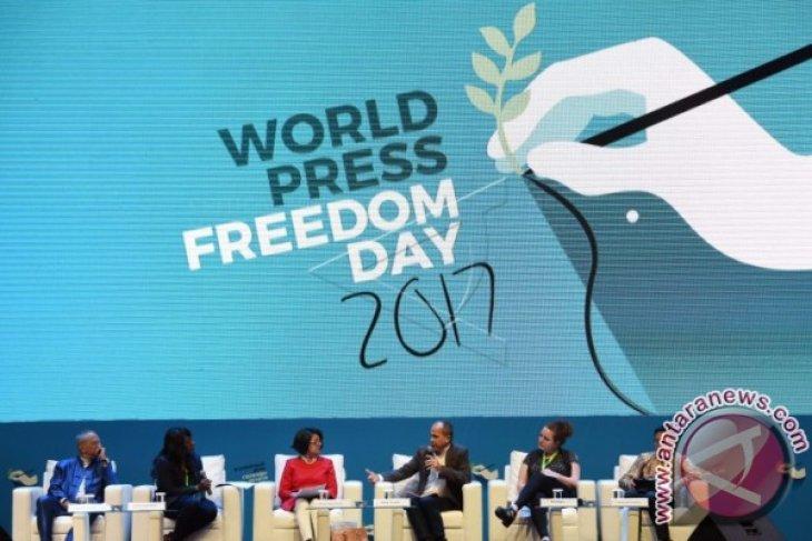 UU Tindak Pidana Terorisme jangan mereduksi Kemerdekaan Pers