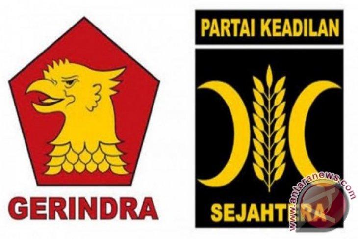 PKS-Gerindra Kota Bogor Deklarasikan Koalisi Merah Putih