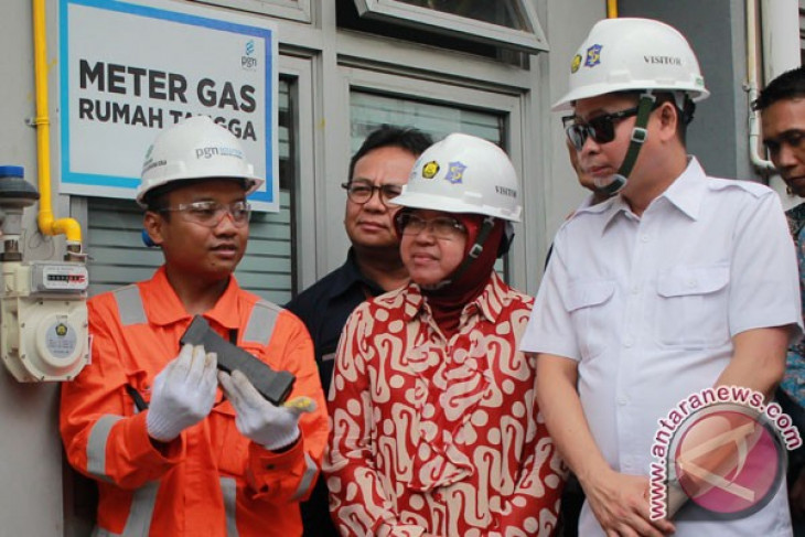 Government to install 271.5 thousand household gas connections