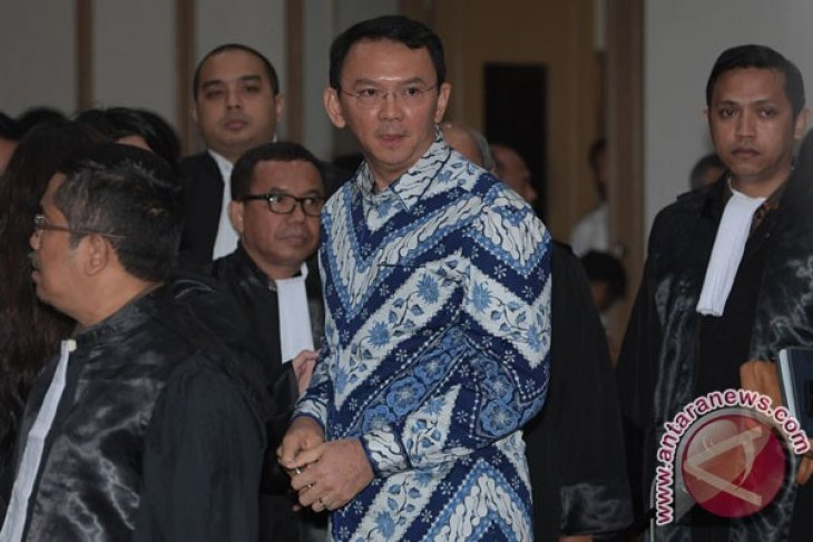 Ahok to pursue oil trade business, become talk show host after release