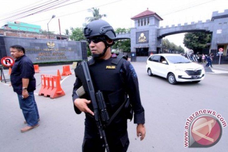 Pengamanan Mako Brimob Diperketat Antisipasi Pendukung Ahok