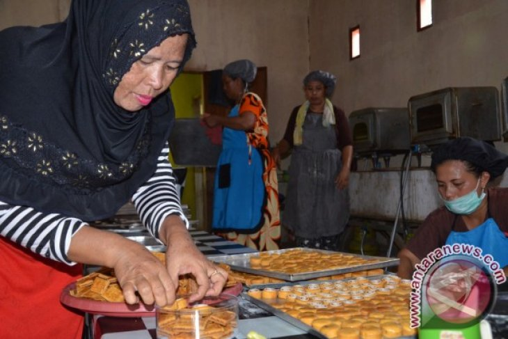 Permintaan Kue Kering Gorontalo Utara Mulai Meningkat