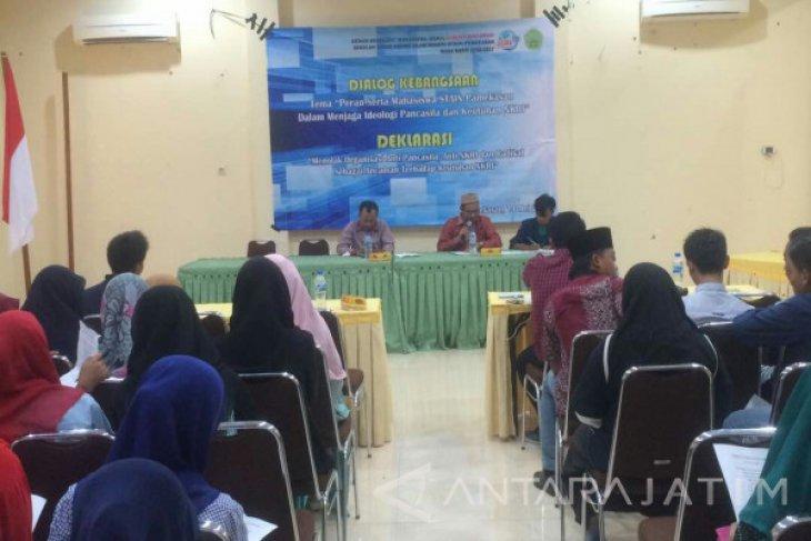 Forum Dialog Kebangsaan STAIN Tolak Ormas Anti-Pancasila