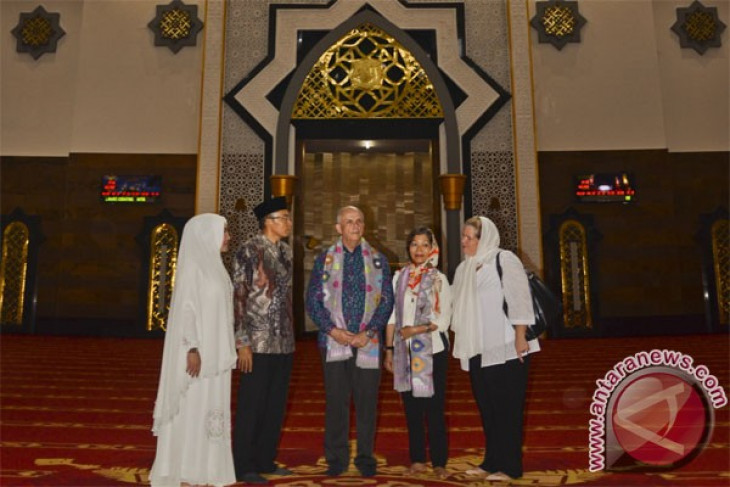 NTB Islamic Center becomes halal tourism icon