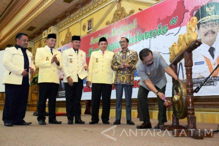 Gubernur Jatim Imbau Kepala Desa Kuatkan Ekonomi Kreatif