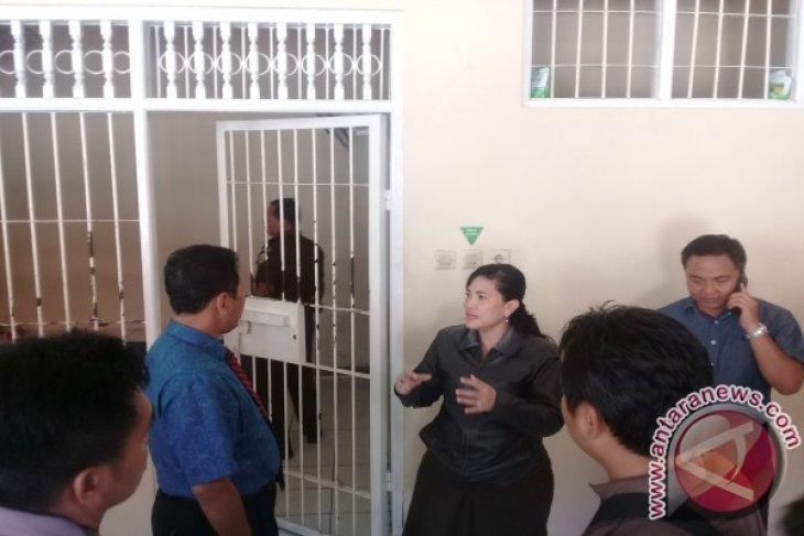 Kajari Inspeksi Mendadak Ruang Tahanan PN Denpasar