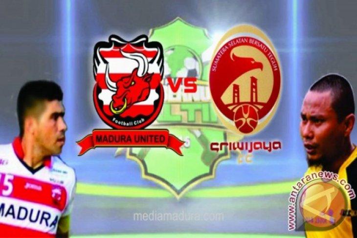 Madura Hadapi Sriwijaya Tanpa pemain Asing Lengkap