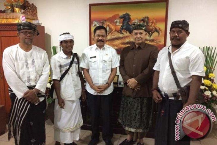 Setda Bali Apresiasi Nusantara Bangkit Perkuat NKRI