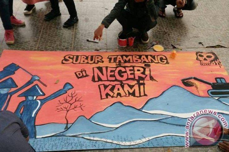 Bengkulu Serukan Moratorium Tambang Batu Bara