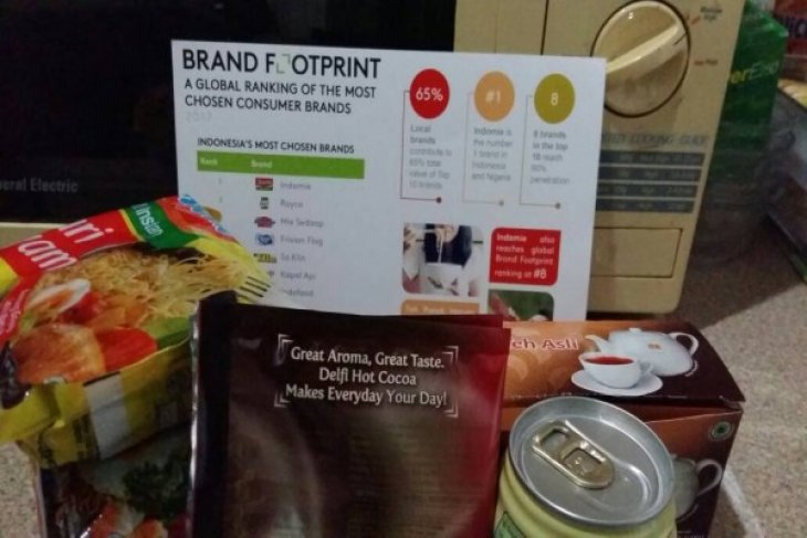 Kantar Tempatkan Indomie Peringkat Teratas Brand Footprint