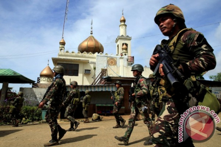 Military support to Marawi not yet regulated by law: House