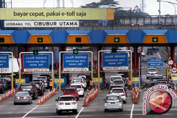 Oktober, Seluruh Gerbang Tol Bisa Dibayar Non-Tunai
