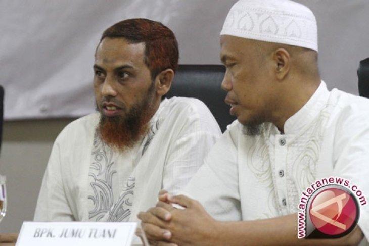 Narapidana Teroris Ikuti Upacara Hari Lahir Pancasila