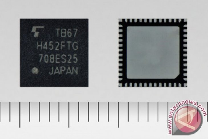 Toshiba launches 4-channel H-bridge motor driver IC with maximum ratings of 40V and 3.5A