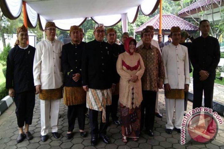 Fadli Zon Hadiri Hari Jadi Bogor Ke-535