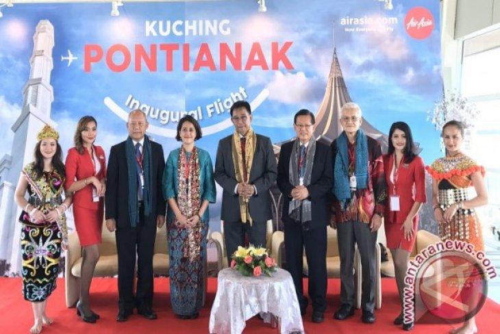 AirAsia Buka Rute Pontianak-Kuching PP Setiap Hari
