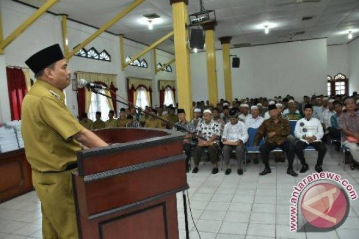 Pengumpul Zakat Diminta Koordinasi