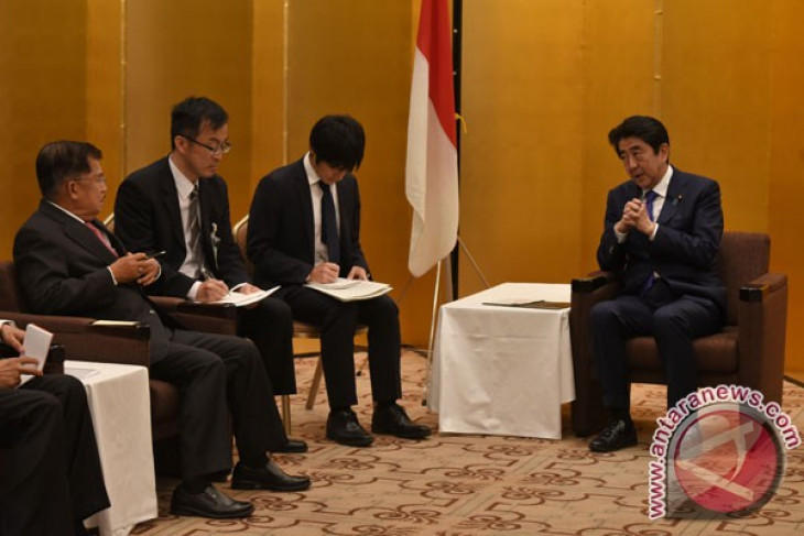 Japan asks for bigger investment opportunity in Indonesia