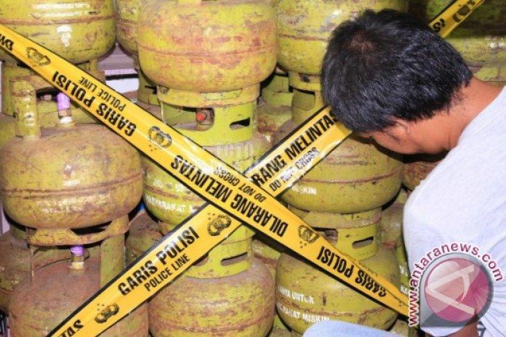 Pengedar tabung elpiji ilegal di Bogor terancam empat tahun penjara