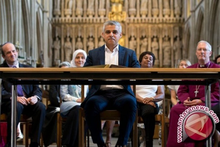 Jangan Biarkan Trump Memecah Belah Kita, Kata Wali Kota London