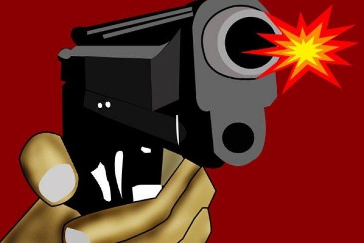 Acungkan parang ke petugas, pelaku curanmor tewas ditembak