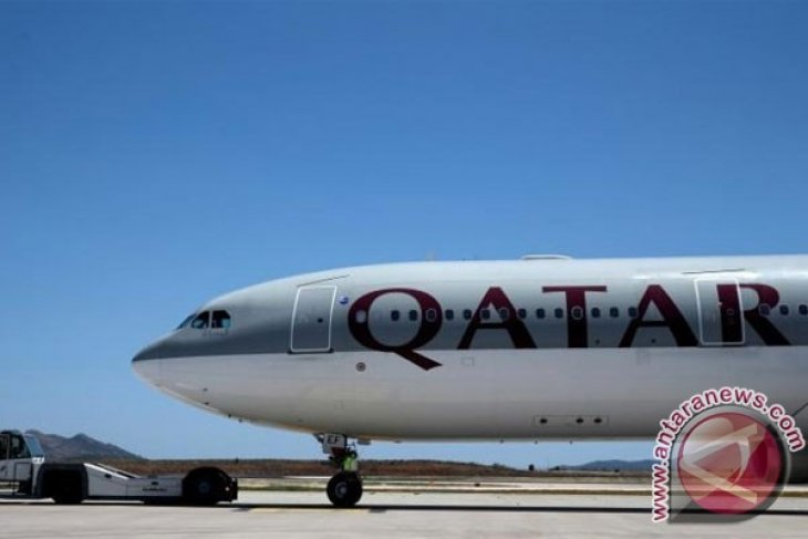 Garuda Ambil Alih Sebagian Penumpang Qatar Airways