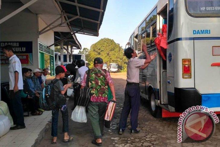 200 Bus Siap Angkut Pemudik Di Bengkulu