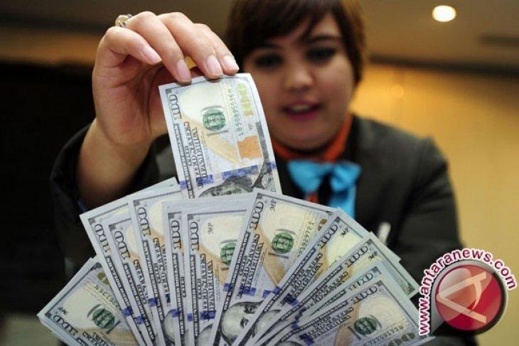 Kurs dolar AS menguat karena ketegangan perdagangan mereda