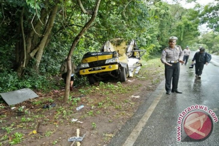 Kecelakaan Jalur Mudik Denpasar-Gilimanuk Tewaskan Enam Orang (Video)