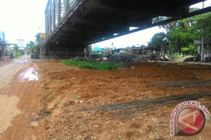 Banjarmasin Bangun Taman Ramah Anak Bawah Jembatan