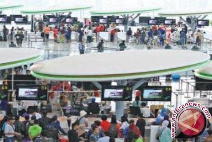 Jumlah Penumpang Bandara Sepinggan Naik 2 Persen