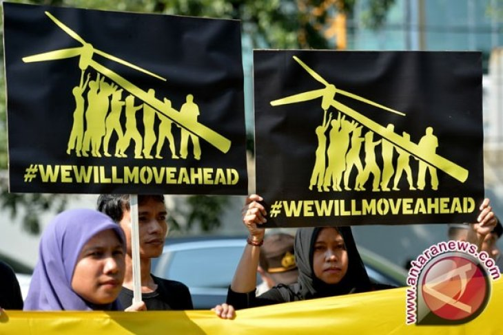 Greenpeace Ingin Presiden Jokowi Pertegas Komitmen Iklim