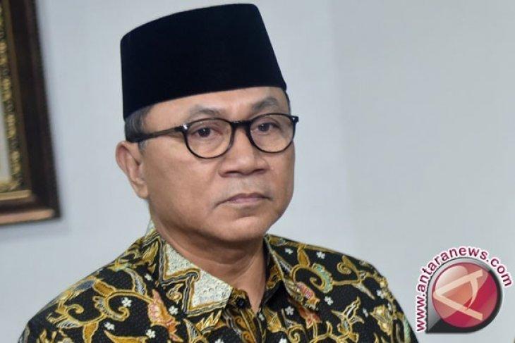 Zulkifli Hasan: penerapan demokrasi Pancasila hargai nilai kemanusiaan