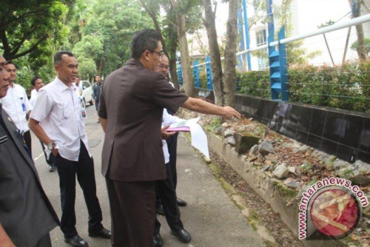 Wawali Tinjau Lokasi Sementara PKL Murjani