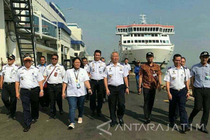 Dirjen Hubla Evaluasi Pelayanan Angkutan Laut