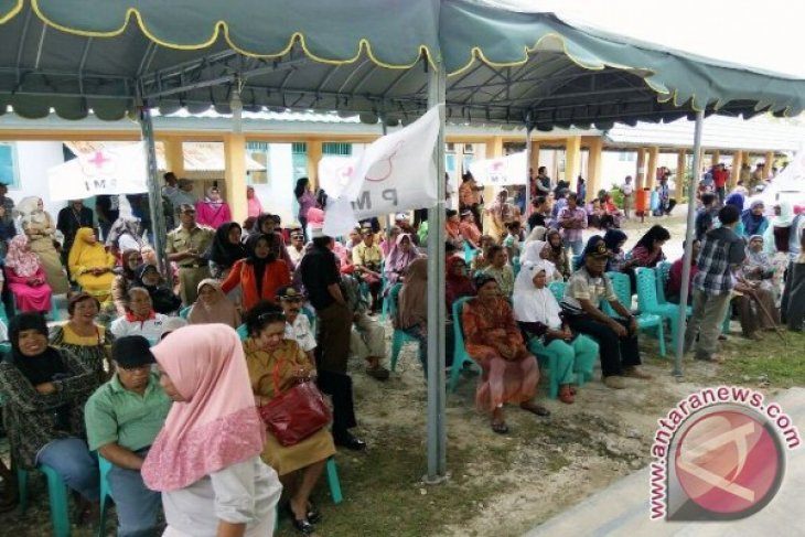 PMI-ICRC Gelar Operasi Katarak Gratis di Tual