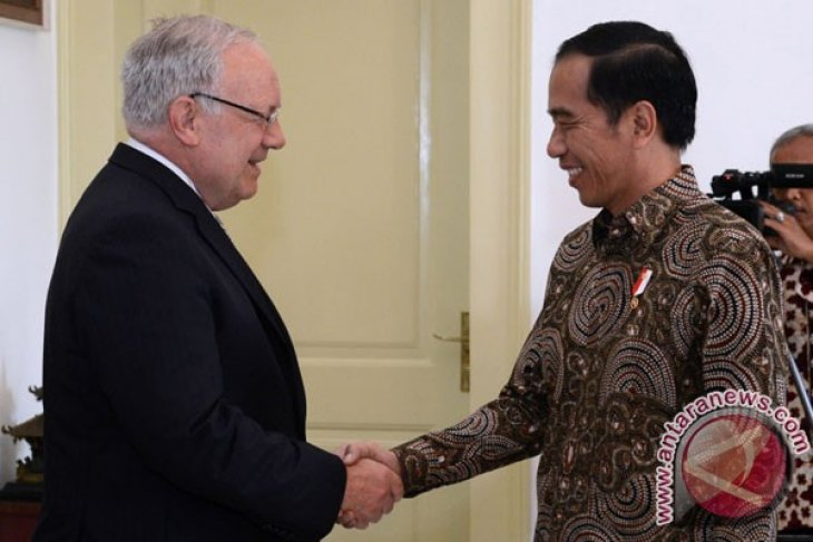 Swiss minister offers cooperation in vocational education to Indonesia